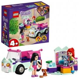 Lego Friends - Αυτοκίνητο Για Καλλωπισμό Γατών (41439)