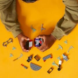 Lego Ninjago - Σετ Επικής Μάχης - Κόουλ εναντίον Πολεμιστή Φαντασμα