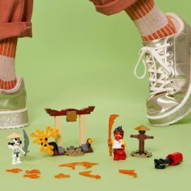 Lego Ninjago - Σετ Επικής Μάχης - Τζέι εναντίον Σερπαντίνου