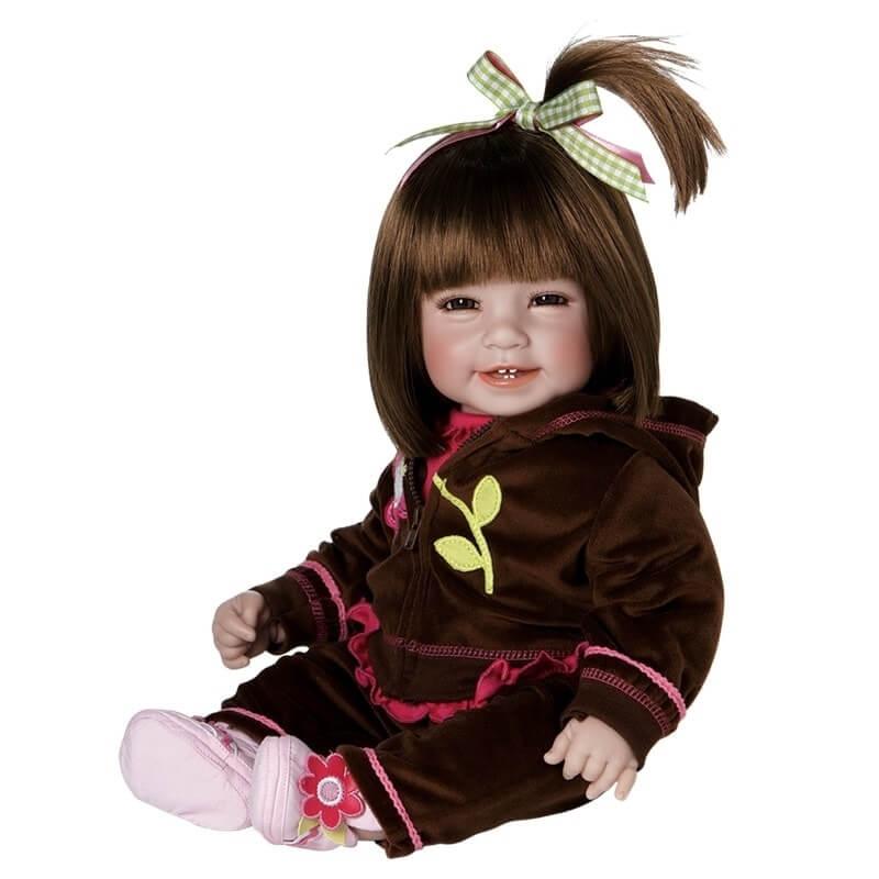 Κούκλα Adora 'Workout Chic' Συλλεκτική Χειροποίητη