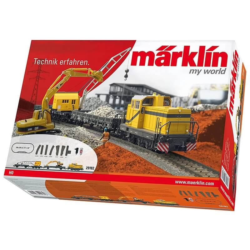 """Märklin Start Up Starter Set """"Construction Site"""" (29182)"""
