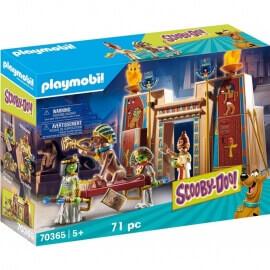 Playmobil Scooby-Doo! Περιπέτεια στην Αίγυπτο (70365)