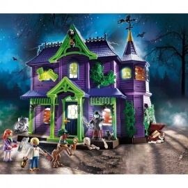 Playmobil Scooby-Doo! Περιπέτεια στο Στοιχειωμένο Σπίτι (70361)
