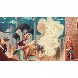 Παζλ Γίγας 48 κομ. Aladin Ludattica