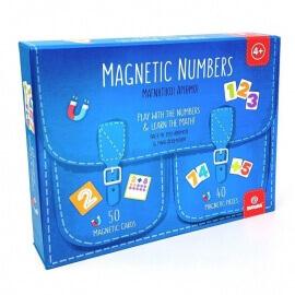 Μαγνητικό Σετ Εκμάθησης Μαθηματικών