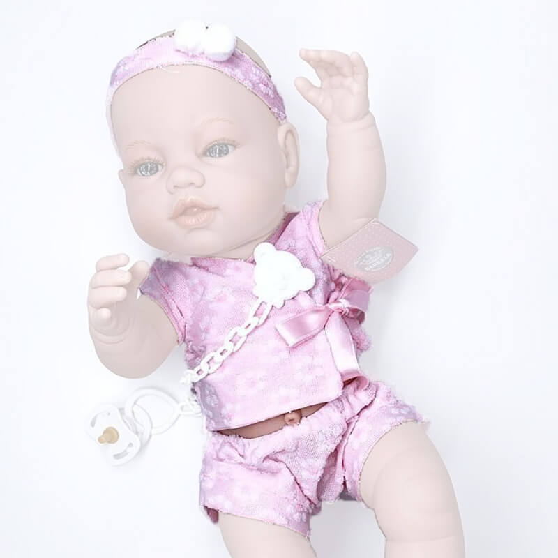 Σετ Ρούχα για Κούκλα Berbesa 42εκ. T5107