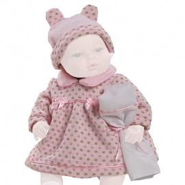 Σετ Ρούχα για Κούκλα Berbesa 42εκ. T4311