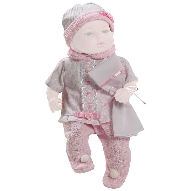 Σετ Ρούχα για Κούκλα Berbesa 42εκ. T4310