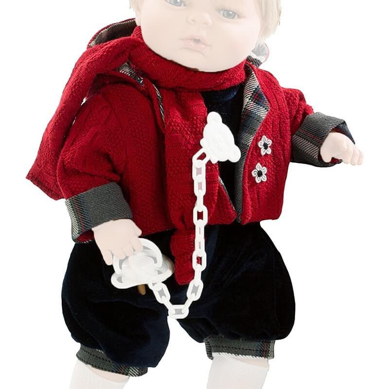 Σετ Ρούχα για Κούκλα Berbesa 42εκ. T4312