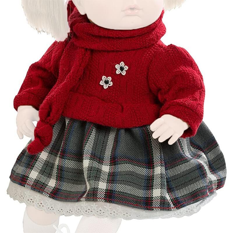 Σετ Ρούχα για Κούκλα Berbesa 42εκ. T4313