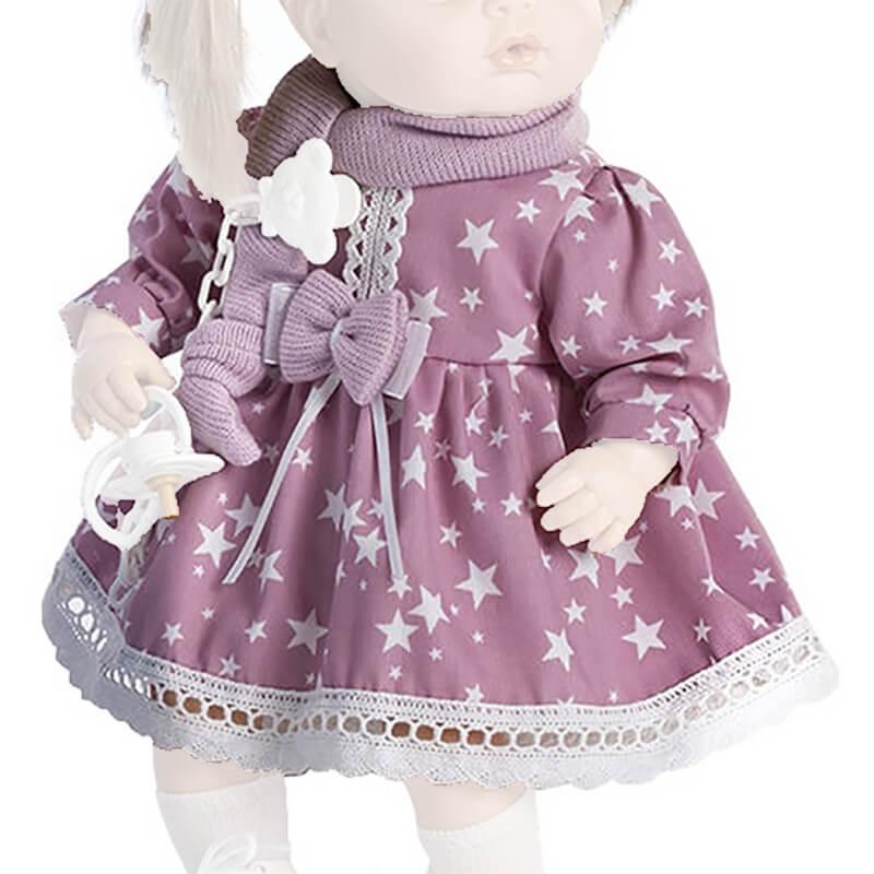 Σετ Ρούχα για Κούκλα Berbesa 42εκ. T4316