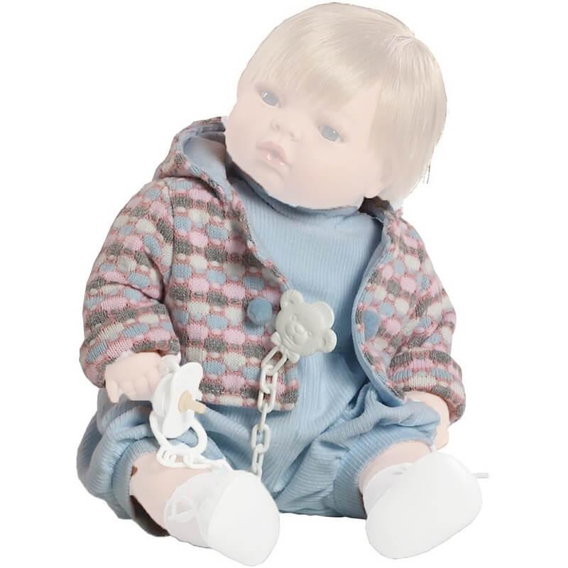 Σετ Ρούχα για Κούκλα Berbesa 42εκ. T4307
