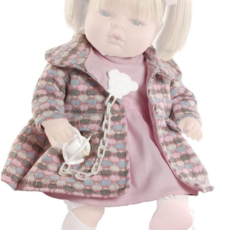 Σετ Ρούχα για Κούκλα Berbesa 42εκ. T4305