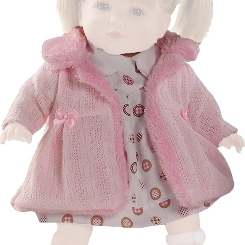 Σετ Ρούχα για Κούκλα Berbesa 42εκ. T4407