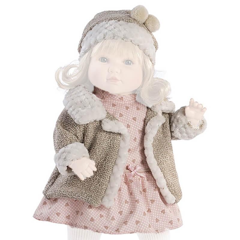 Σετ Ρούχα για Κούκλα Berbesa 42εκ. T4419
