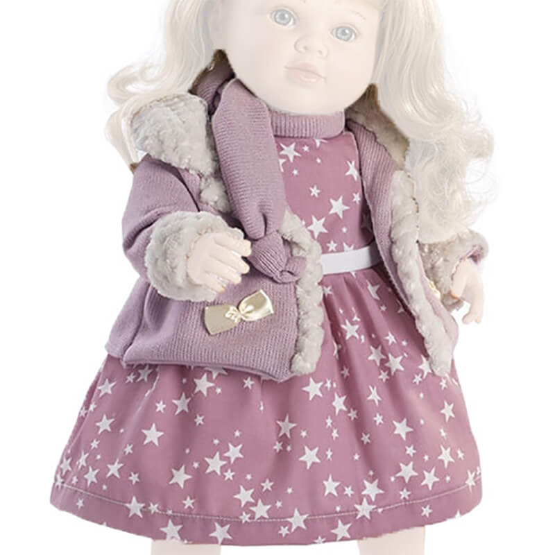 Σετ Ρούχα για Κούκλα Berbesa 52εκ. T7218