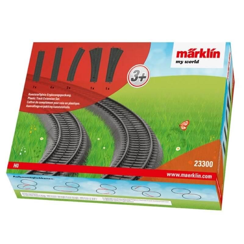 Σέτ Γραμμών για Επέκταση Αρχικού Τρένου Märklin my world 3+