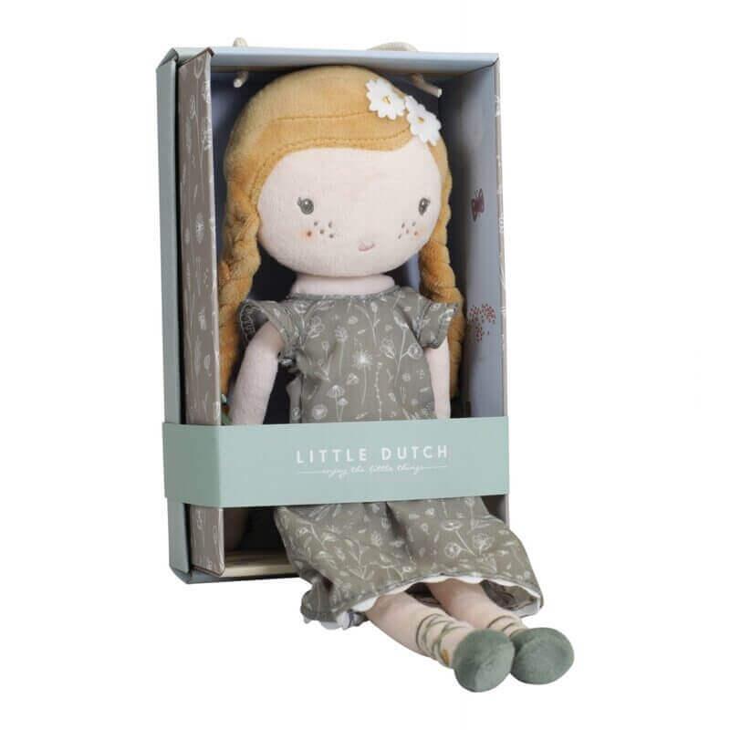 Κούκλα Πάνινη Julia 35 εκ. Little Dutch (4530)