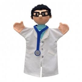 Κούκλα Κουκλοθεάτρου - Γιατρός