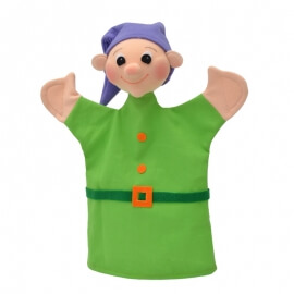 Κούκλα Κουκλοθεάτρου - Νάνος πράσινος