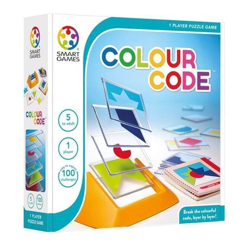 Επιτραπέζιο Smartgames Κωδικός Χρώματος (SG090 )