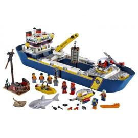 Lego City - Ωκεανογραφικό Εξερευνητικό Πλοίο (60266)