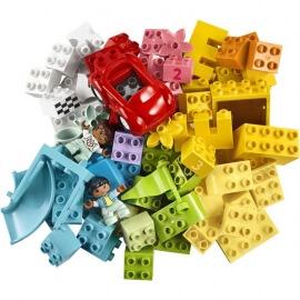 Lego Duplo - Deluxe Κουτί με Τουβλάκια (10914)