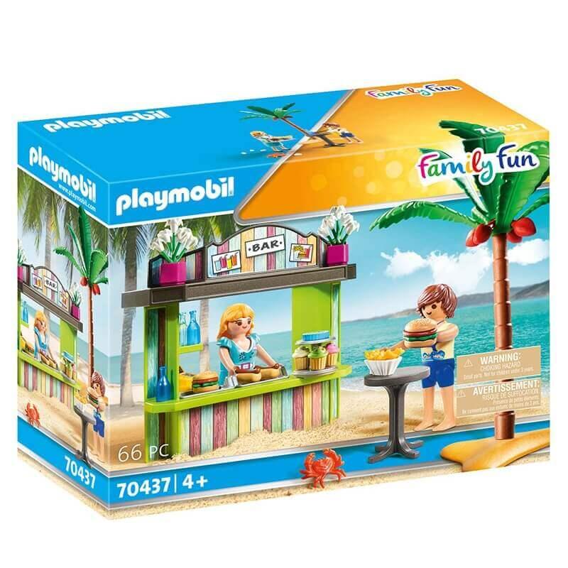Playmobil Family Fun - Beach Bar (70437)