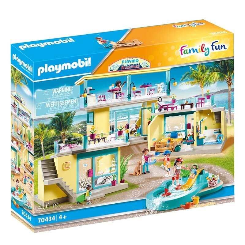Playmobil Family Fun - Παραθαλάσσιο Ξενοδοχείο (70434)