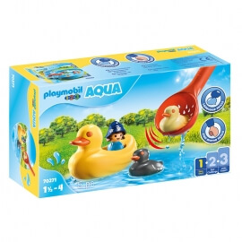 Playmobil Aqua - Παπάκια και Κοριτσάκι (70271)