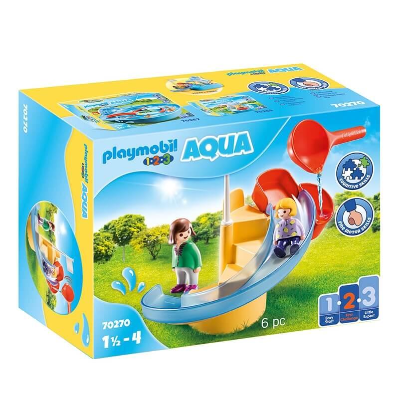 Playmobil Aqua - Νεροτσουλήθρα (70270)