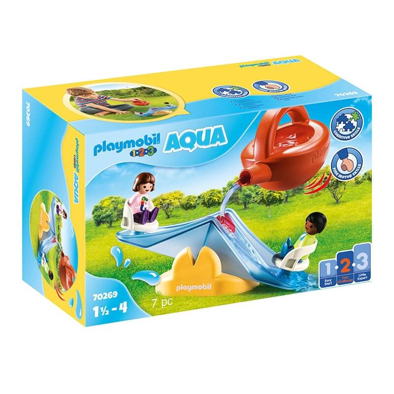 Playmobil Aqua - Νεροτραμπάλα (70269)