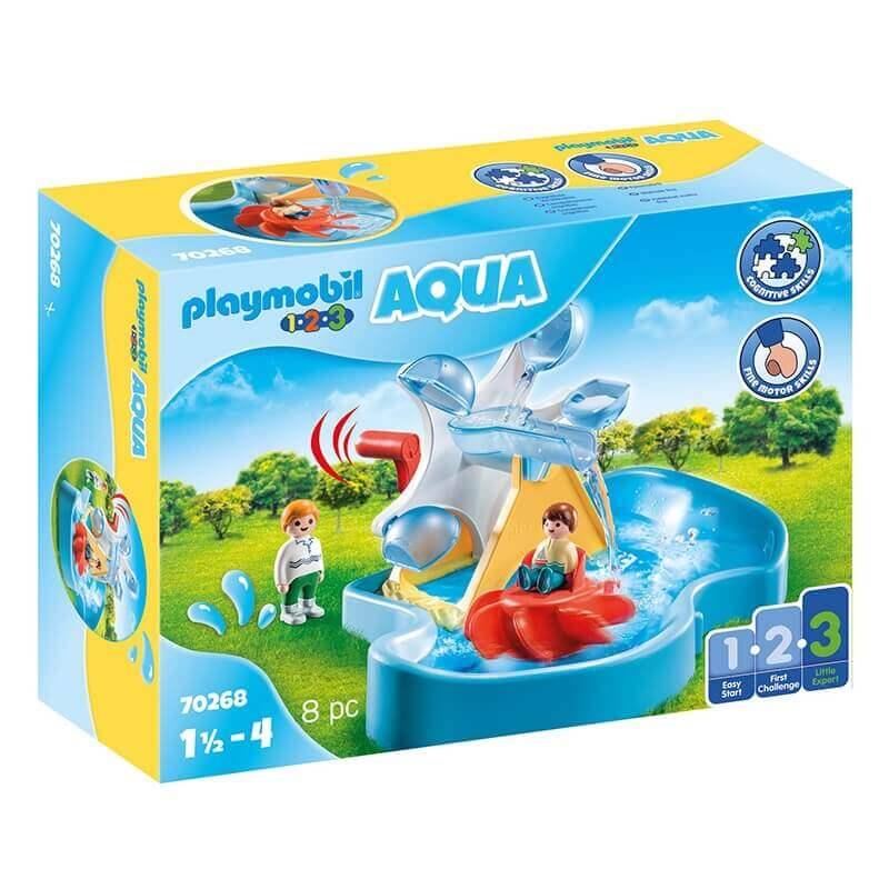 Playmobil Aqua - Μικρό Aqua Park (70268)