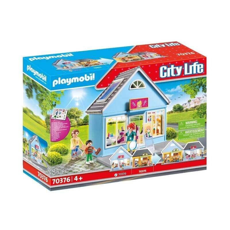 Playmobil My Pretty Town II - My Pretty Play - Hair Salon (70376)