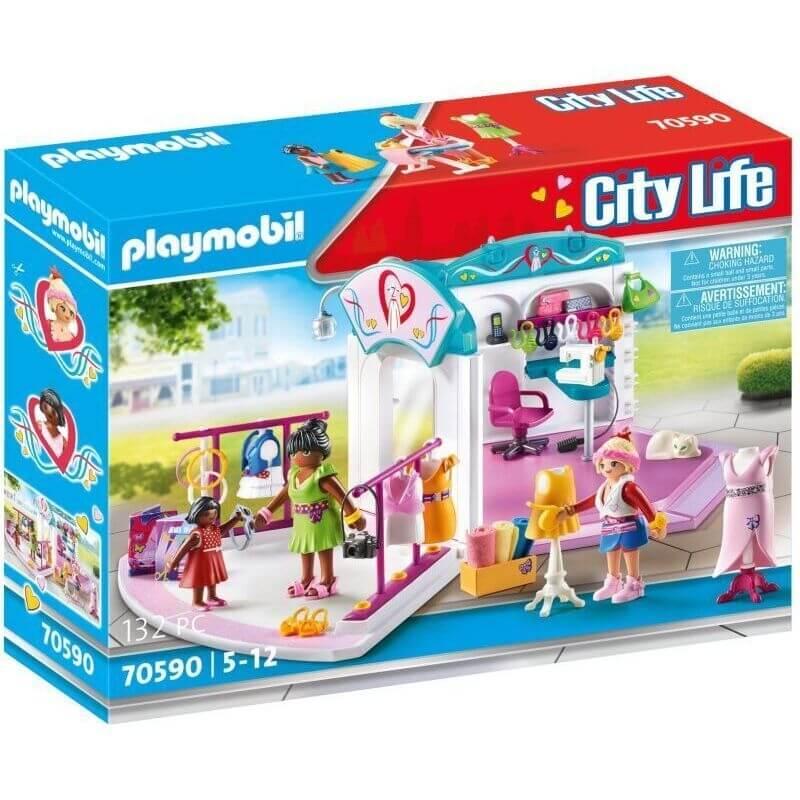 Playmobil City Life - Στούντιο Μόδας (70590)