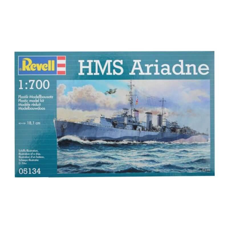 Πολεμικό Πλοίο H.M.S. Ariadne 1/700 - Revell 05134