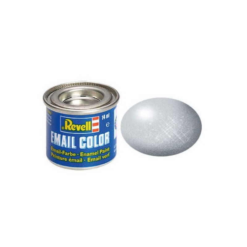 Χρώμα Μοντελισμού Revell 99 Aluminium Metallic 14ml