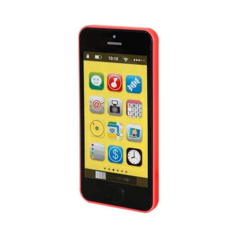 Μπεμπέ Smartphone με Ήχους Κόκκινο