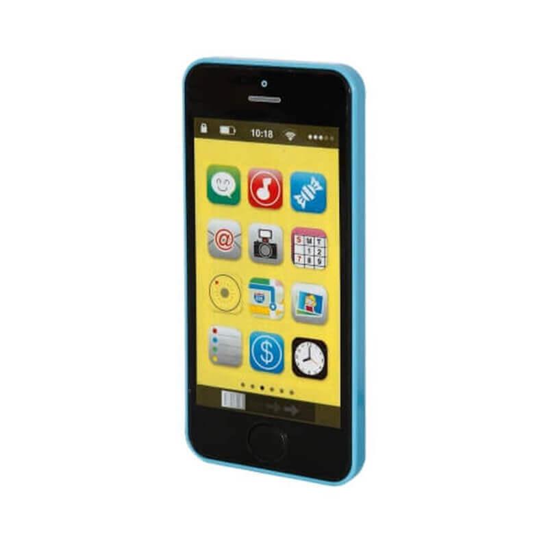 Μπεμπέ Smartphone με Ήχους Μπλε