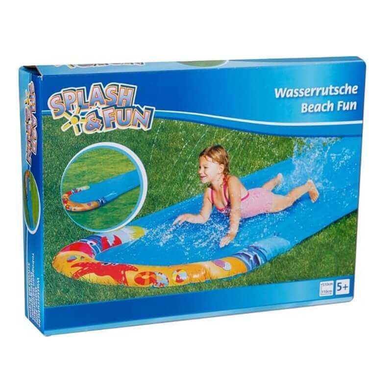 Παιδική Νεροτσουλήθρα Splash & Fun 510 x 110 εκ.