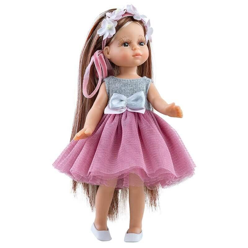 Κούκλα Paola Reina Mini Amigas Judith 21 εκ.