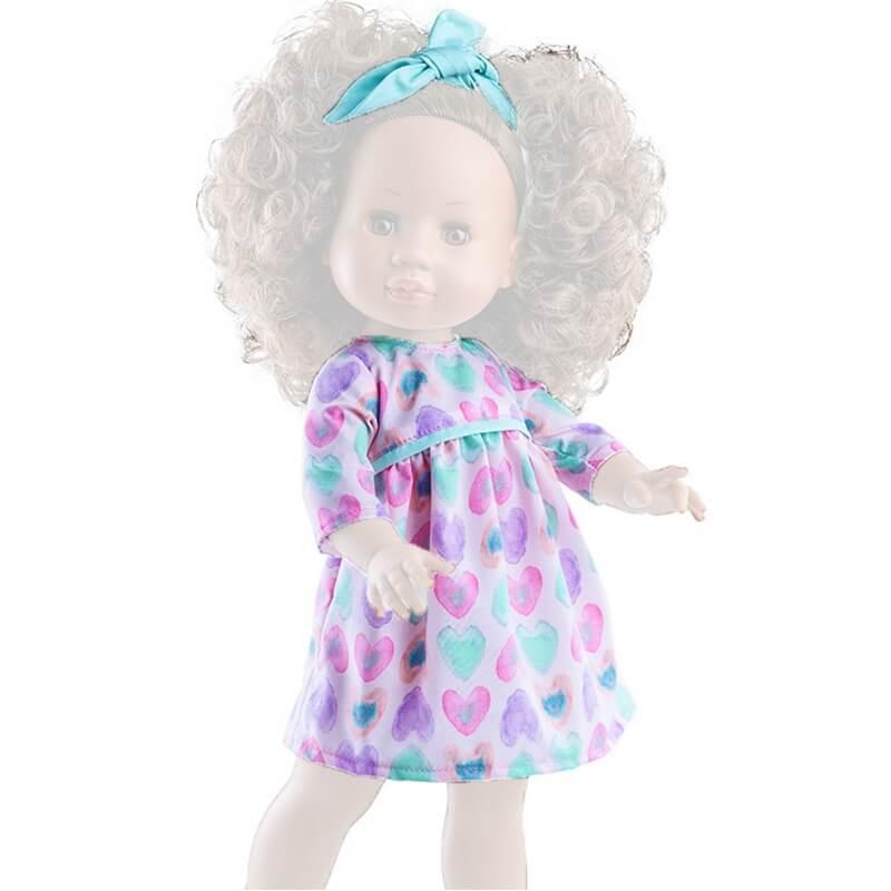 Φόρεμα για Κούκλα 42εκ. Paola Reina Soy Tu (56026)