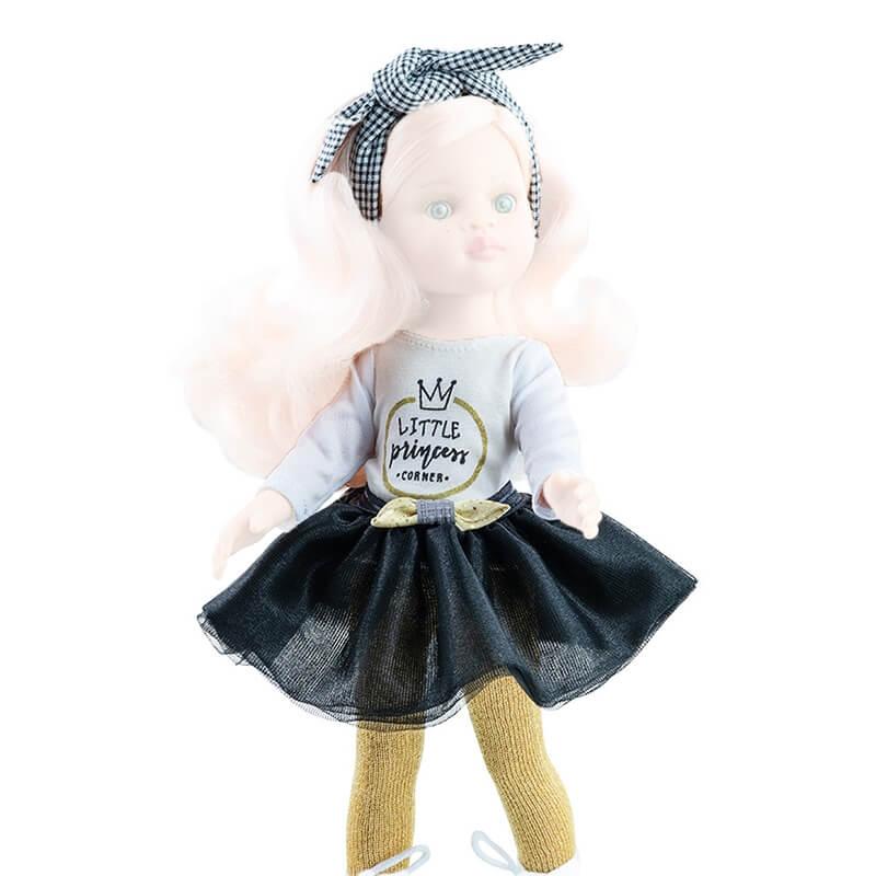 Σετ Ρούχα για Κούκλα 32εκ. Paola Reina Amigas (54520)