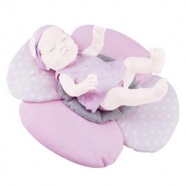Σετ Ρούχα και Παπλωματάκι για Κούκλα Μωρό 45 εκ. Paola Reina (55181)