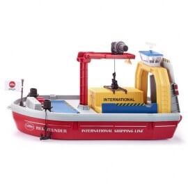 Siku - Φορτηγό Πλοίο (5403)