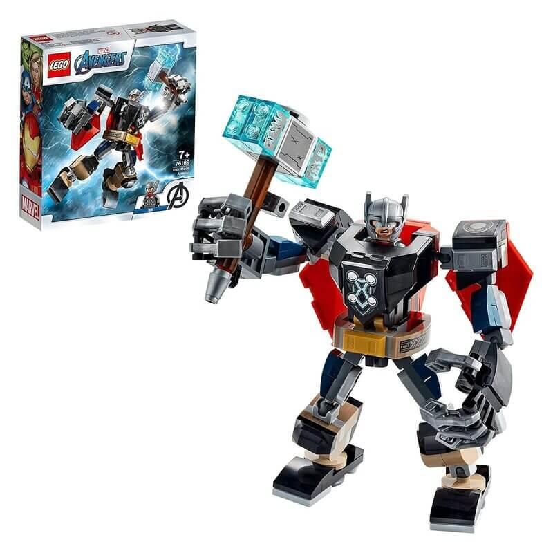 Lego Super Heroes - Ρομποτική Θωράκιση Του Θορ (76169)