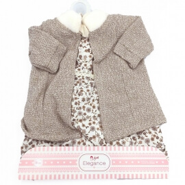 Σετ Ρούχα για Κούκλες 45-50 εκ. Munecas Arias (6057-11)