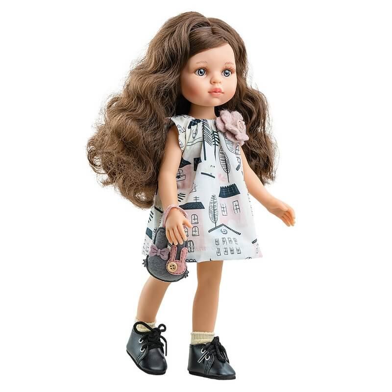 Κούκλα Paola Reina Amigas Carol New 32 εκ.