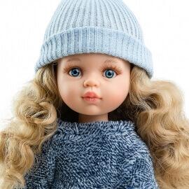 Κούκλα Paola Reina Amigas Carla New 32 εκ.