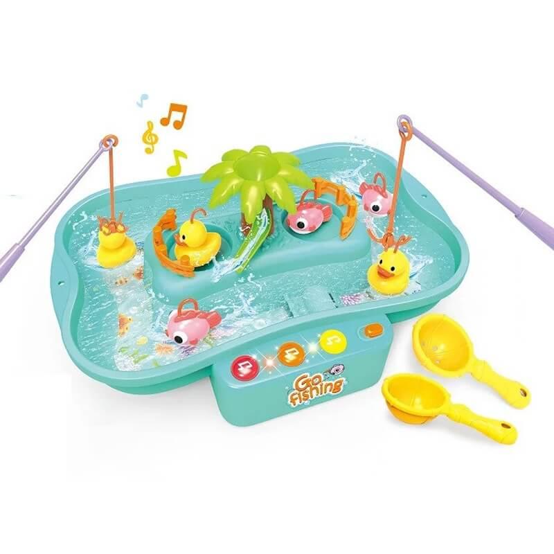 Παιχνίδι Ψάρεμα με Μουσική και Φωτάκια